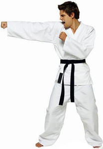 Customized Martial Arts Uniforms And Equipment