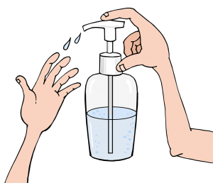 How important it is really to keep both hands clean