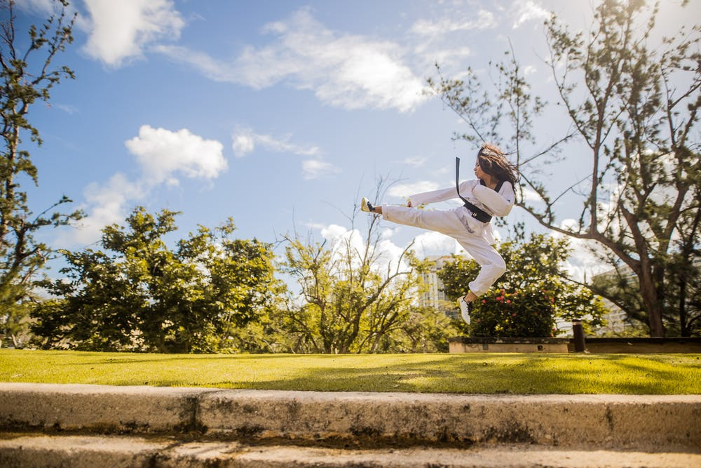 Karate Origins and Key Benefits: A Quick Summary