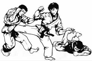 Korean Martial Arts