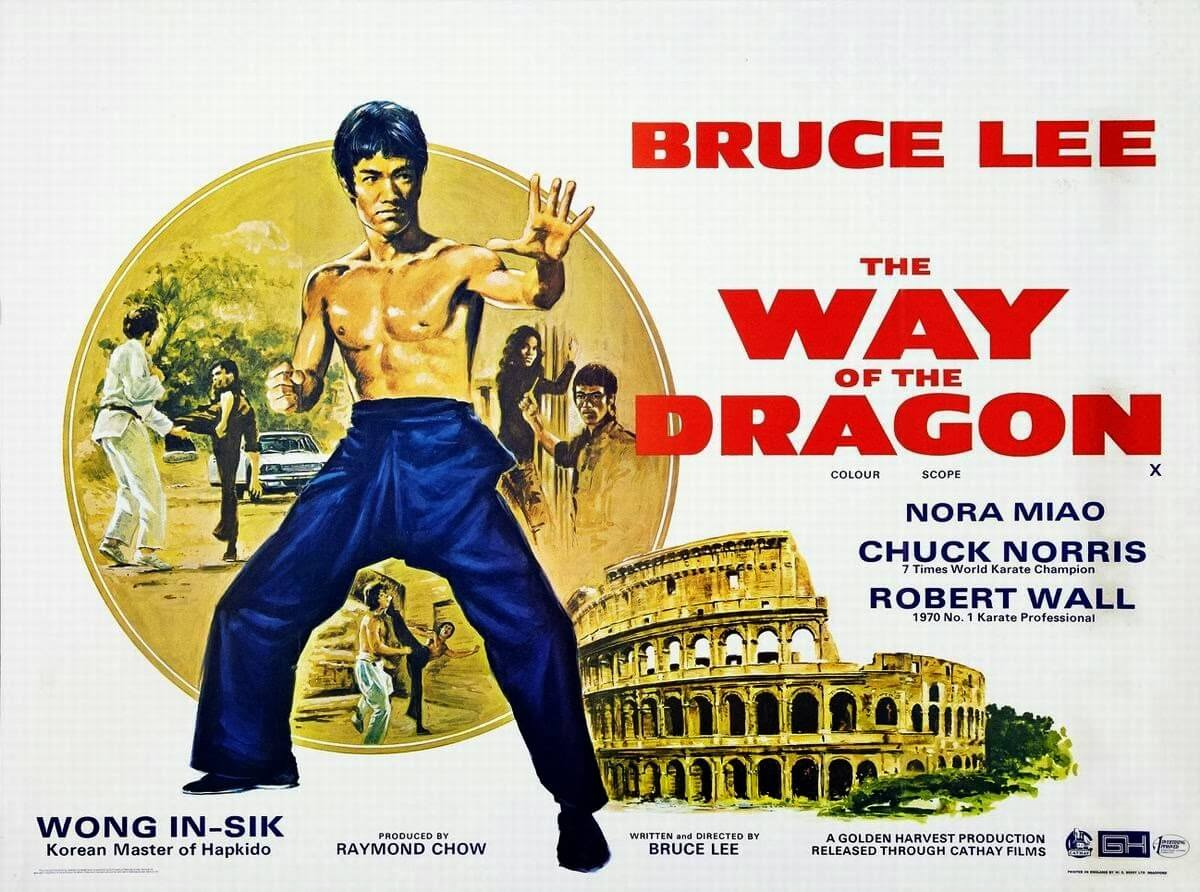 List Of Bruce Lee Movies