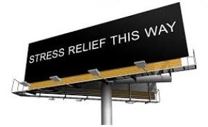 Stress management with reflexology