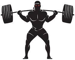 Weight training for self defense Martial arts power train