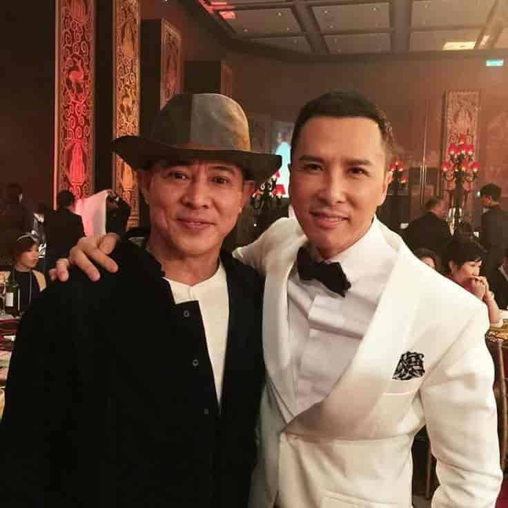 Bxrank Jet li Hero and donney Yen bxrank blog karate kung fu