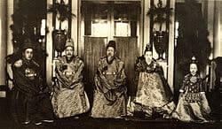 Yi dynastry bxrank com imperial family korea taekwondo blog