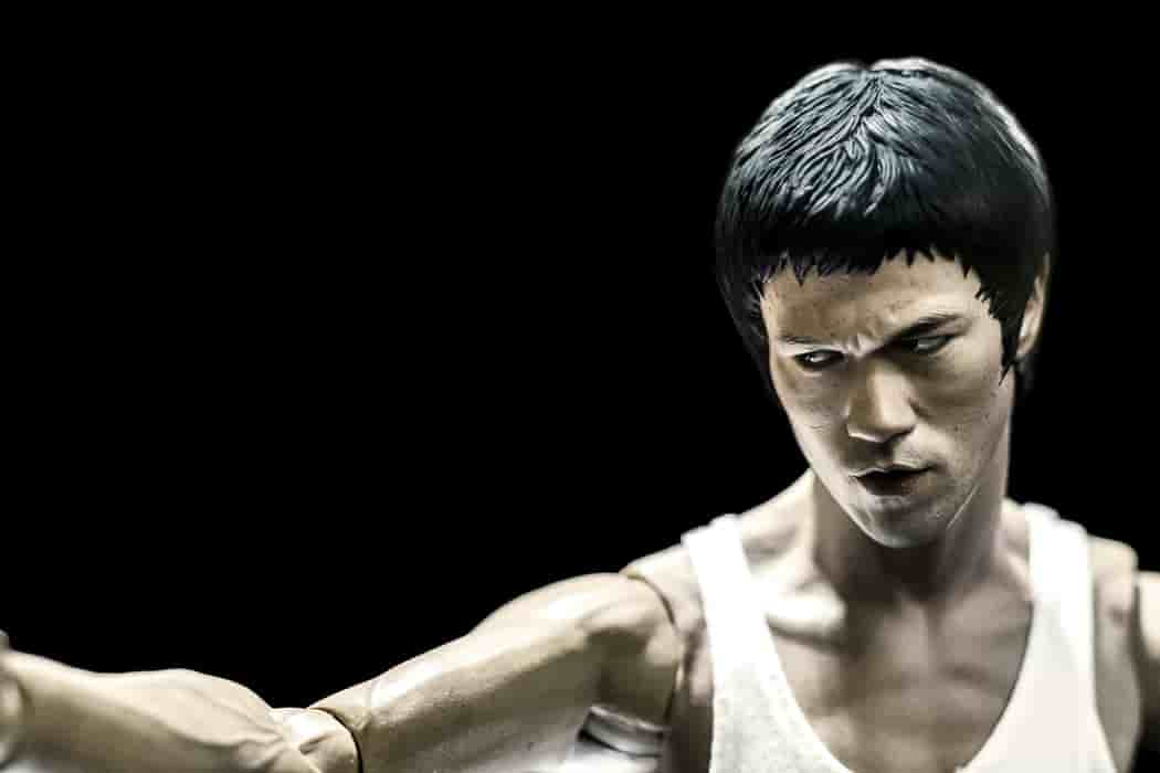 bruce lee bxrank hero fighter master legend karate martial