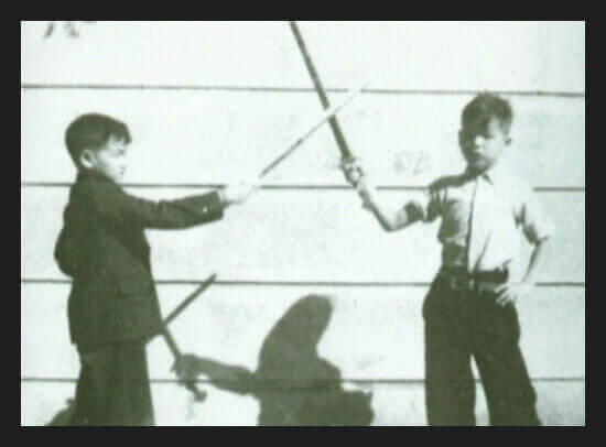 bruce lee fighting kid bxrank teenager stick master karate