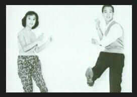 bruce lee random pics with girl bxrank dance movie jkd kata