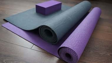 yoga mat bxrank exercise abs build fitness healthy core blog