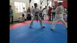 Karate Fight | Tournament 30 August | Vartak School | Vasai