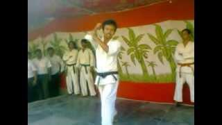 Awesome Kata by a Boy Martial Art karate
