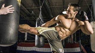 Martial Arts Hardcore Training & Fitness Training Motivation