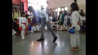 Simran Karate Fight Round 3 | Tournament 30 August | Vartak School | Vasai