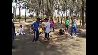 Karate technique by kids at suruchi beach part 3 | Martial Art Techniques