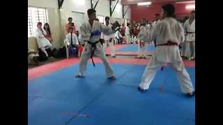 Karate Fight Scene | Tournament 30 August | Vartak School | Vasai