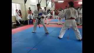 Karate Fight Scene | Tournament 30 August | Vartak School | Vasai