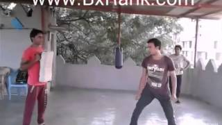 Awesome side kick | real kung fu fighting | donnie yen kick | martial art kicks and tricking Bxrank