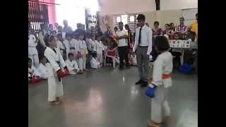 Simran Karate Fight | Tournament 30 August | Vartak School | Vasai