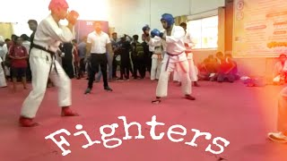 Unfight karate fight tournament @ sai sports kandivali bxrank bruce lee | karate classes near me