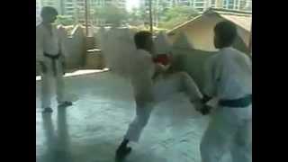 Karate fight scene karate | Martial Art