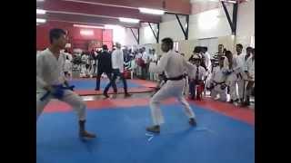 Karate Fight | Tournament 30 August | Vartak School | Vasai