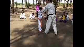karate technique by kids at suruchi beach part 5 | Martial Art Techniques