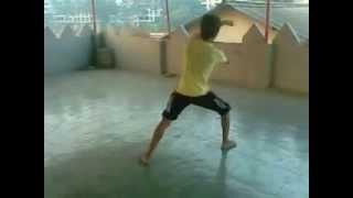 Kata done by lokendra karate | Martial Art